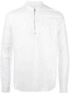 рубашка с застежкой-молнией Our Legacy