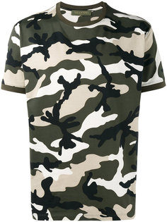 камуфляжная футболка Rockstud Valentino