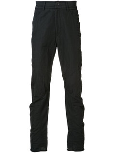 panelled trousers Ziggy Chen