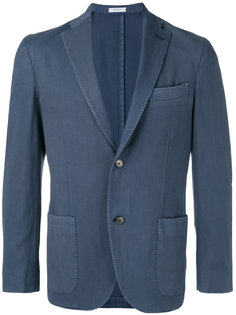 faded classic blazer Boglioli