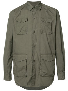 cargo pocket shirt Undercover