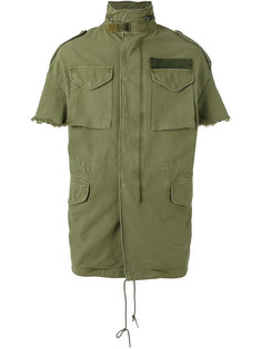high neck shortsleeved jacket R13