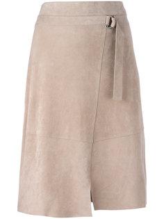panelled skirt Steffen Schraut