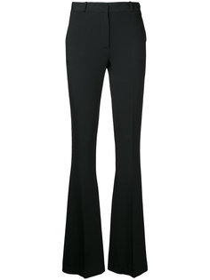 flared fitted trousers Capucci