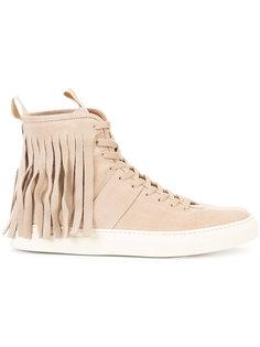 fringed Roamer sneakers Daniel Patrick