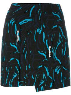 printed skirt  Versus