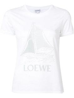 logo print T-shirt  Loewe