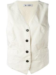 button waistcoat  Barena