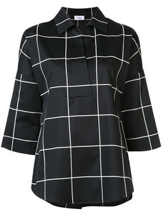 checked shirt  Akris Punto