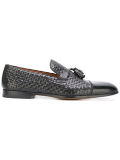 interlaced tassel loafers Doucals