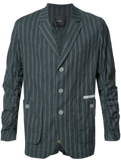striped blazer Undercover