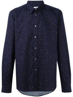 allover dots print shirt Ps By Paul Smith