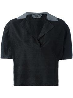 cropped shirt Gianfranco Ferre Vintage