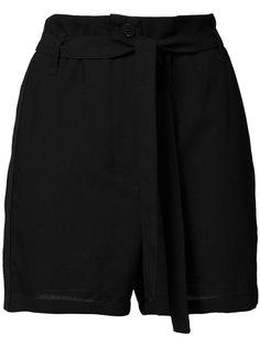 pleated shorts Ann Demeulemeester