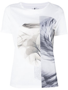 floral print T-shirt Luisa Cerano