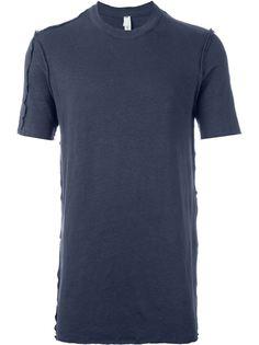 футболка с открытым швом Damir Doma