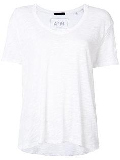 plain T-shirt  Atm Anthony Thomas Melillo