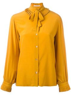 pussybow blouse  Guy Laroche Vintage