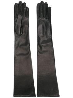 plain gloves  Manokhi