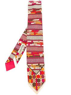 printed tie Emilio Pucci Vintage