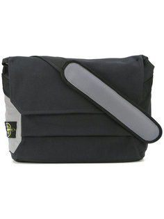 fold-over closure shoulder bag Stone Island