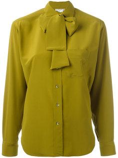pussybow blouse Céline Vintage