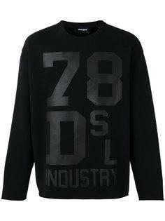 printed sweatshirt Diesel