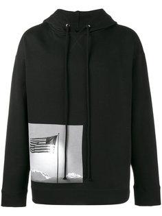American Flag Hoodie  Raf Simons