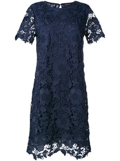 lace fitted dress Luisa Cerano