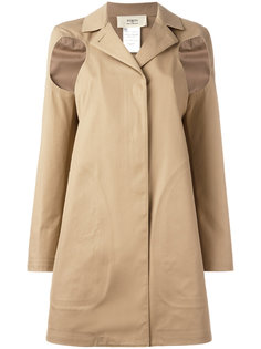 slit arms raincoat  Ports 1961