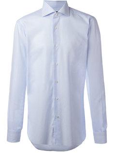 curved hemline shirt Barba