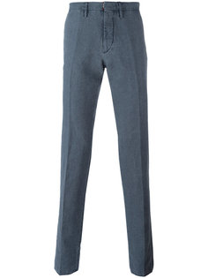 tailored denim trousers Incotex