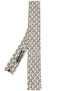patterned tie Emilio Pucci Vintage