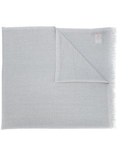 frayed edge scarf Cruciani