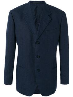 oversized shoulder jacket Romeo Gigli Vintage