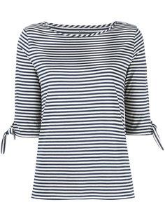 stripe knitted top Luisa Cerano