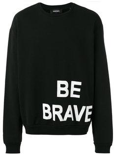 Be Brave sweatshirt Diesel