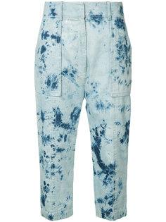 stained boyfriend jeans Victor Alfaro