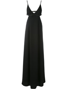 cutout back evening dress T By Alexander Wang