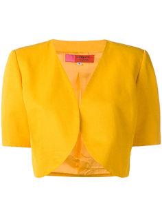 cropped jacket Emanuel Ungaro Vintage