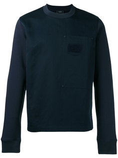 Patch pocket sweatshirt  Joseph