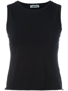 fitted tank top Jil Sander Vintage