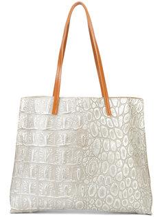 textured tote bag B May