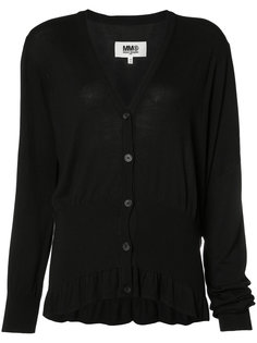 frill button-down blouse Mm6 Maison Margiela