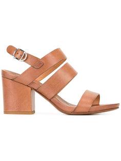 block heel sandals Buttero