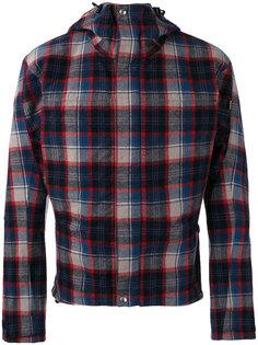 checked hoodie jacket Junya Watanabe Comme Des Garçons Vintage
