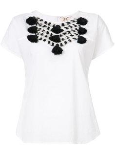 блузка с кисточками Figue