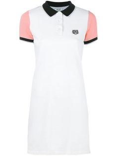 платье-поло Mini Tiger Kenzo