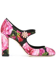 декорированные туфли-лодочки Dolce & Gabbana