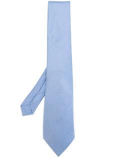 галстук с мелким принтом Etro